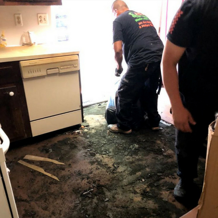 Water Damage Cleanup NY Image 1